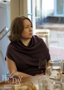 Людмила Ладонина - концепция и маркетинг Little Friday